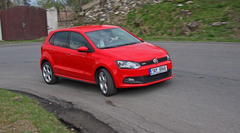 Test: Volkswagen Polo GTI: Heiße Curry Wurst: - fotka 31