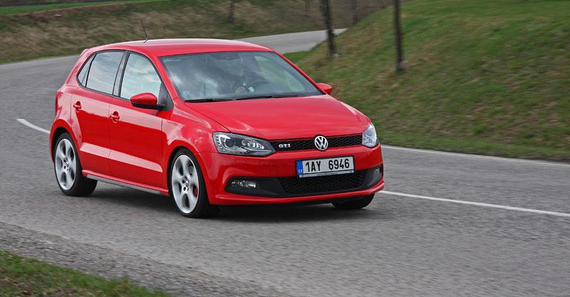Test: Volkswagen Polo GTI: Heiße Curry Wurst: - fotka 34