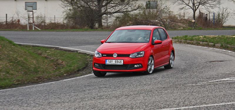 Test: Volkswagen Polo GTI: Heiße Curry Wurst: - fotka 35