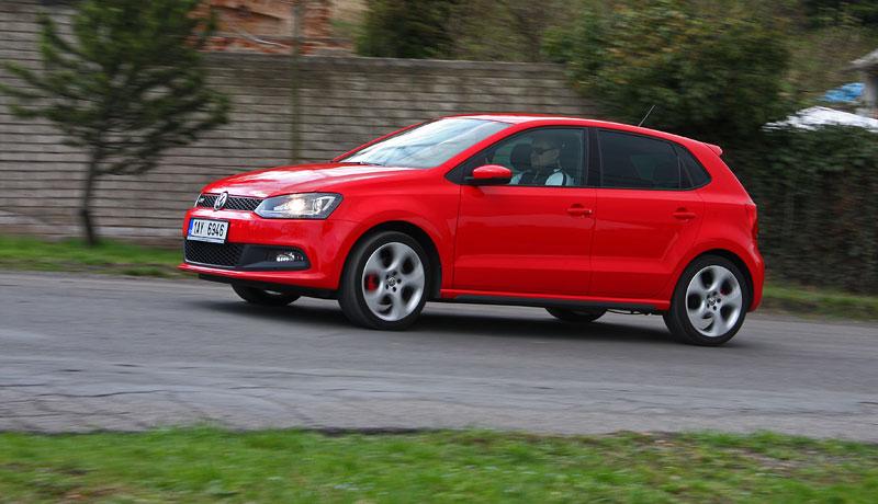 Test: Volkswagen Polo GTI: Heiße Curry Wurst: - fotka 37