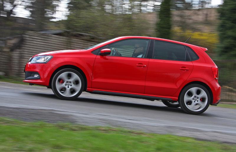 Test: Volkswagen Polo GTI: Heiße Curry Wurst: - fotka 39