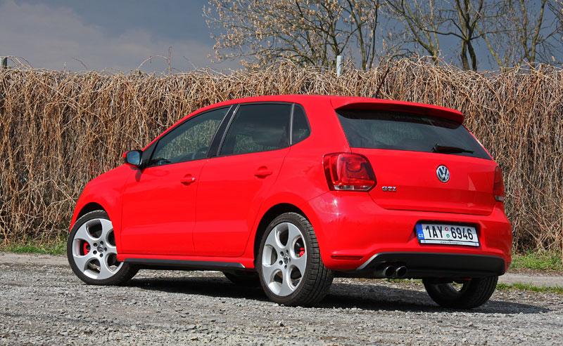 Test: Volkswagen Polo GTI: Heiße Curry Wurst: - fotka 43