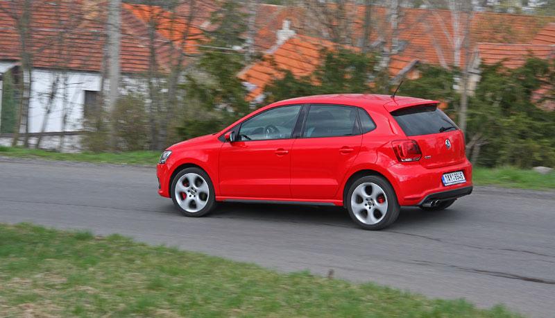 Test: Volkswagen Polo GTI: Heiße Curry Wurst: - fotka 46