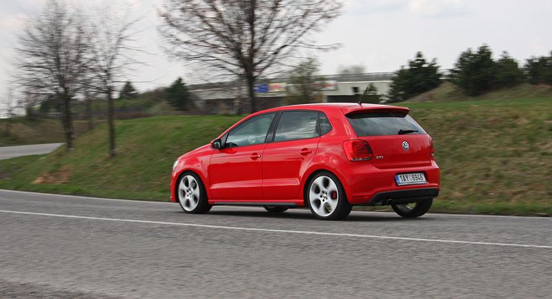 Test: Volkswagen Polo GTI: Heiße Curry Wurst: - fotka 49