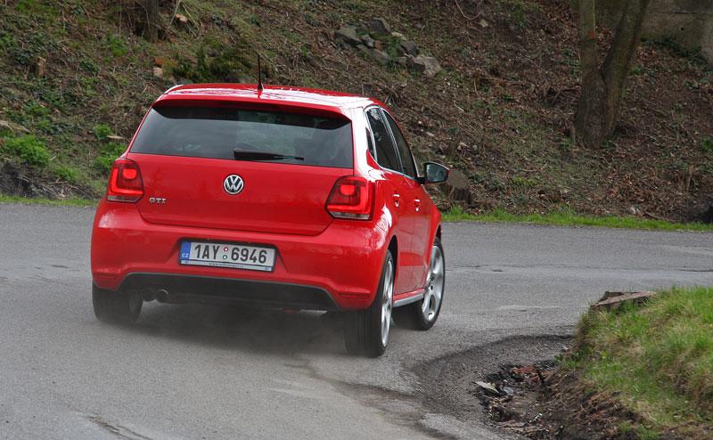Test: Volkswagen Polo GTI: Heiße Curry Wurst: - fotka 51