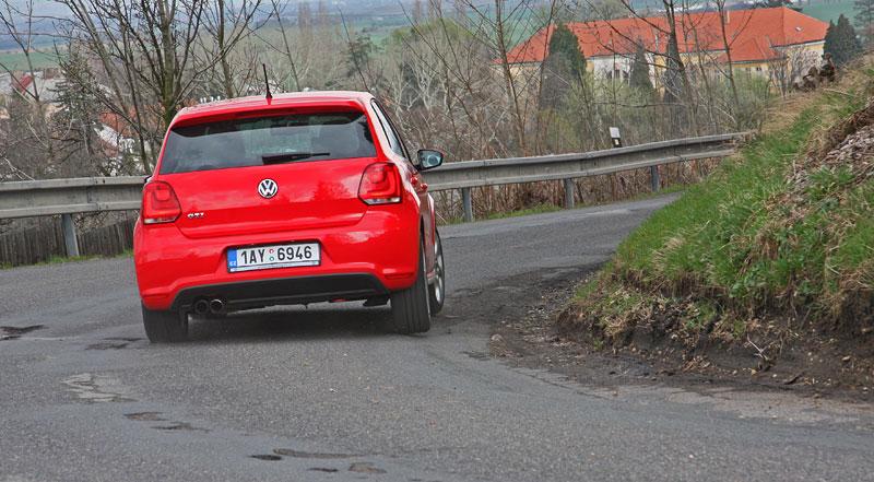 Test: Volkswagen Polo GTI: Heiße Curry Wurst: - fotka 52