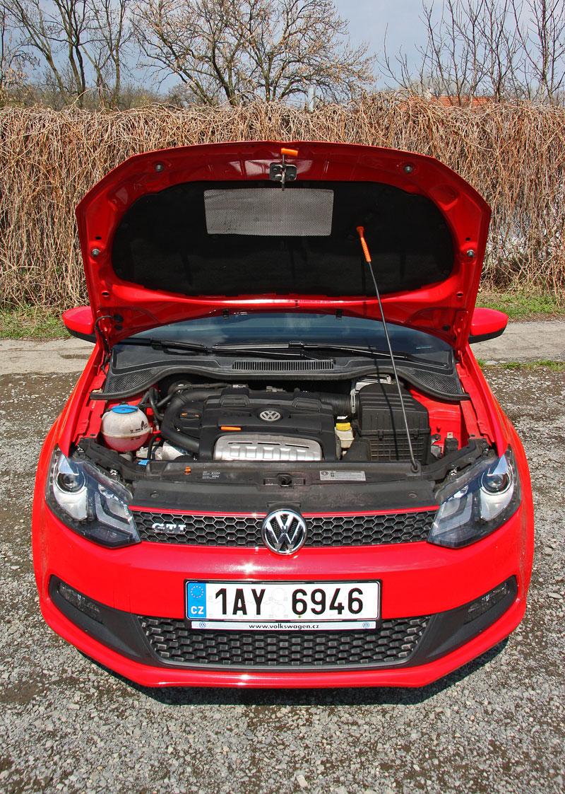 Test: Volkswagen Polo GTI: Heiße Curry Wurst: - fotka 53