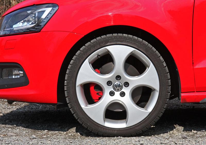 Test: Volkswagen Polo GTI: Heiße Curry Wurst: - fotka 56