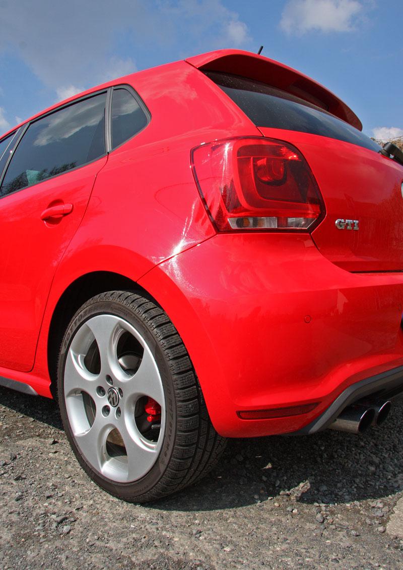 Test: Volkswagen Polo GTI: Heiße Curry Wurst: - fotka 59