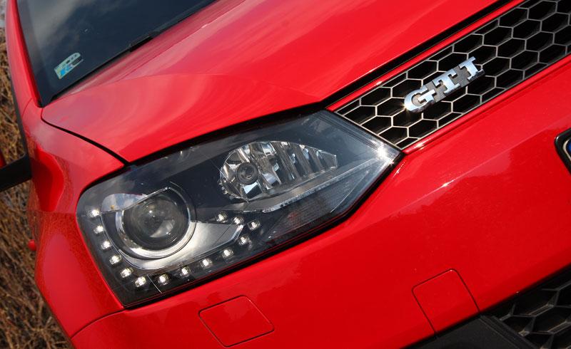 Test: Volkswagen Polo GTI: Heiße Curry Wurst: - fotka 65