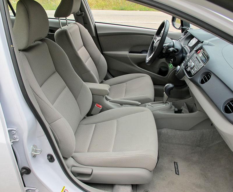 Silvestrovský test: Honda Insight: Flower power: - fotka 11
