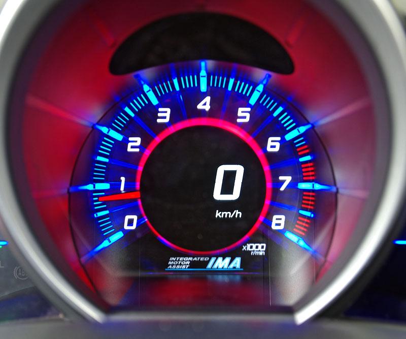 Test: Honda CR-Z: CeRtovsky-Zábavná: - fotka 1