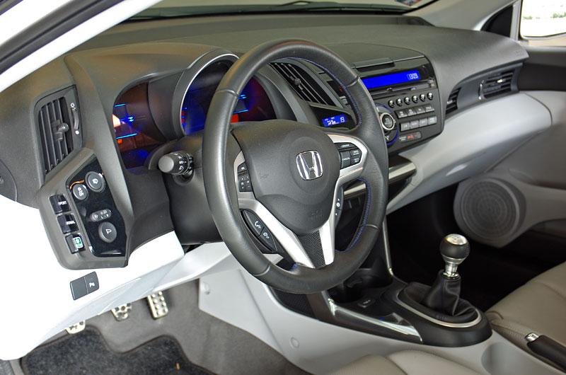 Test: Honda CR-Z: CeRtovsky-Zábavná: - fotka 3