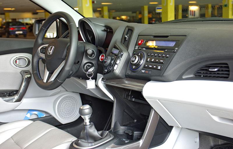 Test: Honda CR-Z: CeRtovsky-Zábavná: - fotka 5