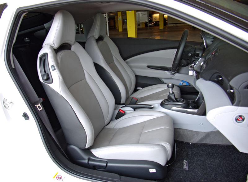 Test: Honda CR-Z: CeRtovsky-Zábavná: - fotka 9