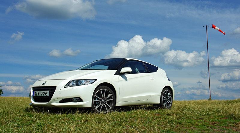 Test: Honda CR-Z: CeRtovsky-Zábavná: - fotka 13