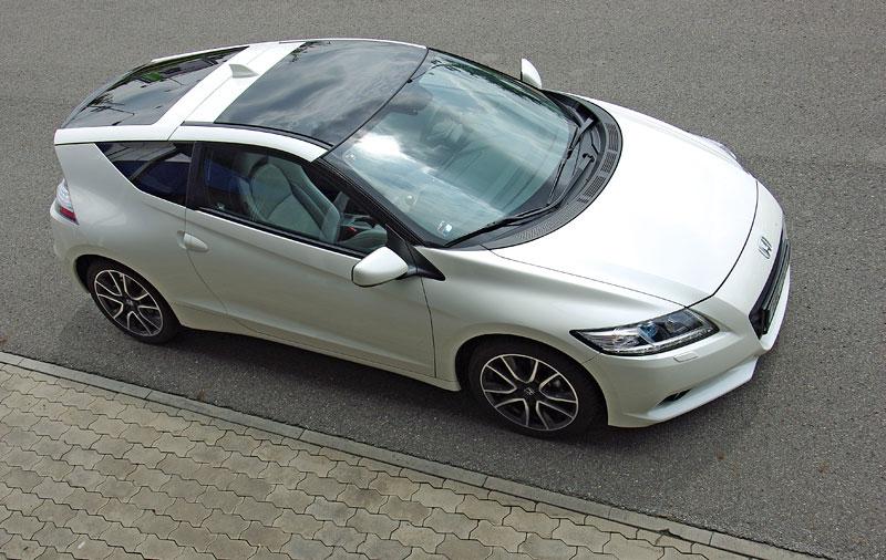 Test: Honda CR-Z: CeRtovsky-Zábavná: - fotka 14