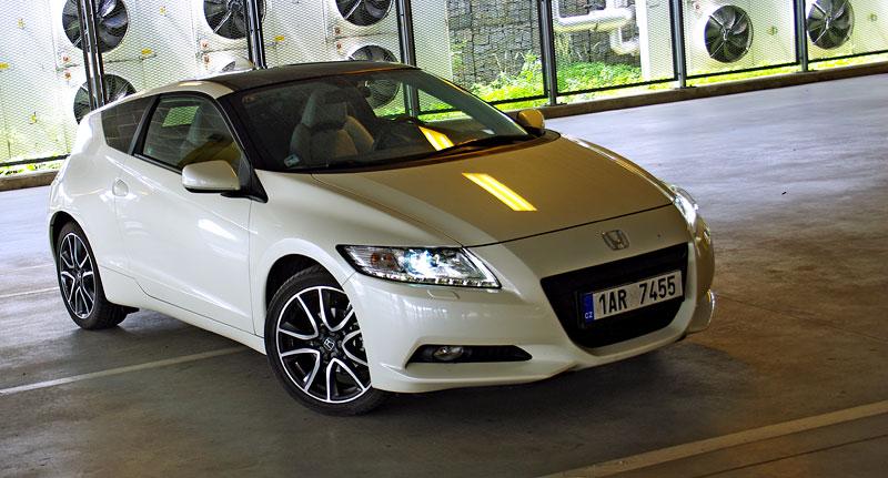 Test: Honda CR-Z: CeRtovsky-Zábavná: - fotka 15
