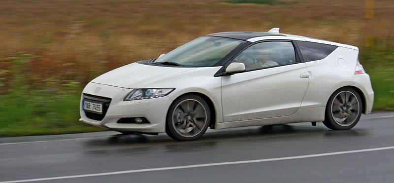 Test: Honda CR-Z: CeRtovsky-Zábavná: - fotka 17