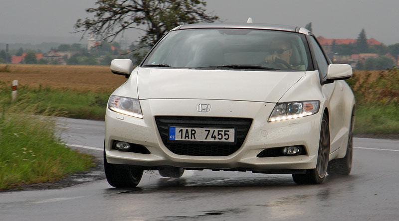 Test: Honda CR-Z: CeRtovsky-Zábavná: - fotka 18