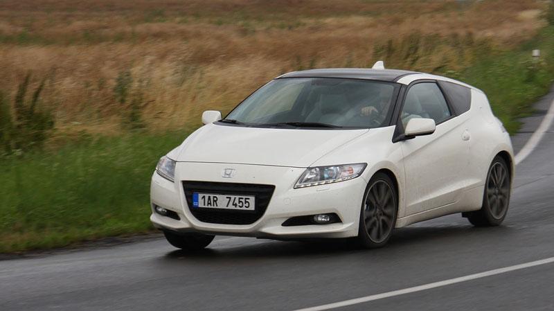 Test: Honda CR-Z: CeRtovsky-Zábavná: - fotka 20