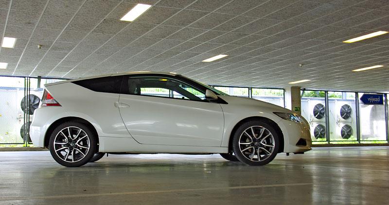 Test: Honda CR-Z: CeRtovsky-Zábavná: - fotka 22