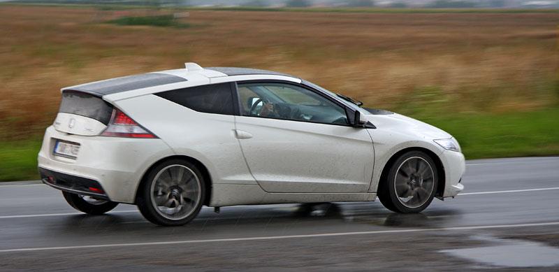 Test: Honda CR-Z: CeRtovsky-Zábavná: - fotka 28