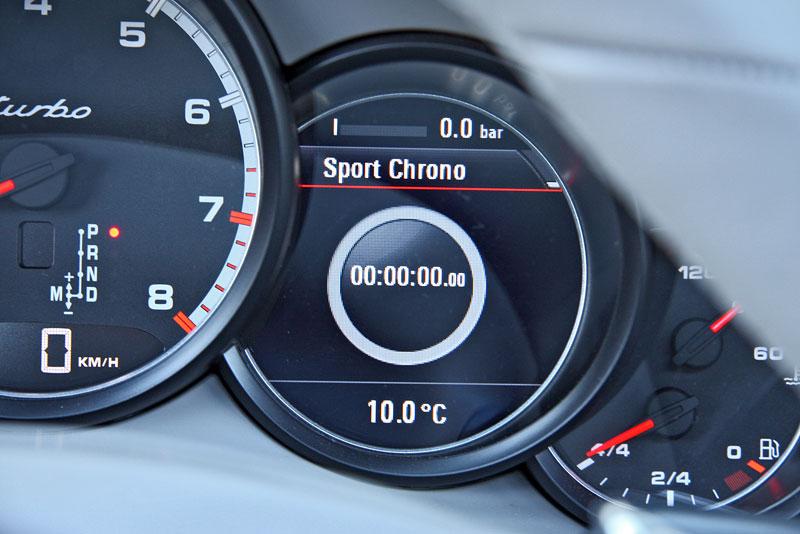 Test: Porsche Panamera Turbo: Ať tě provází síla: - fotka 3