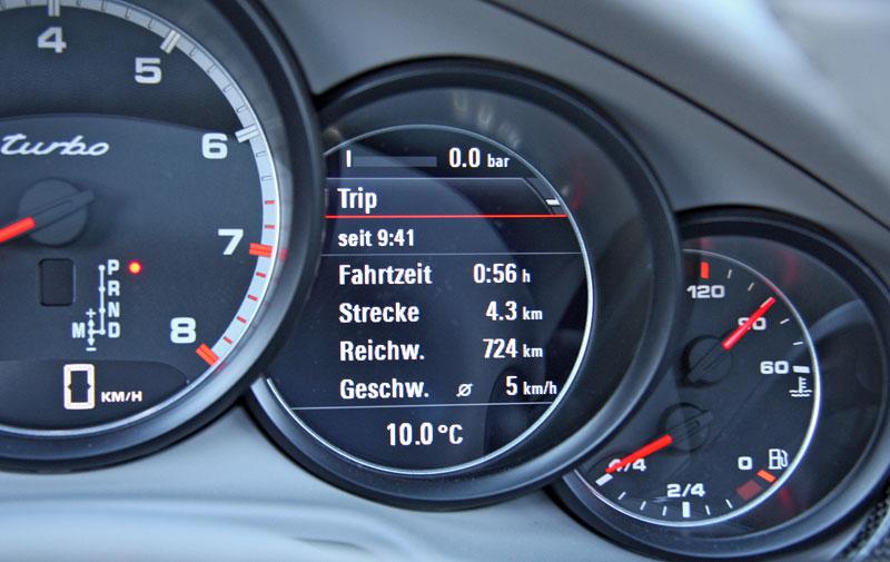 Test: Porsche Panamera Turbo: Ať tě provází síla: - fotka 4