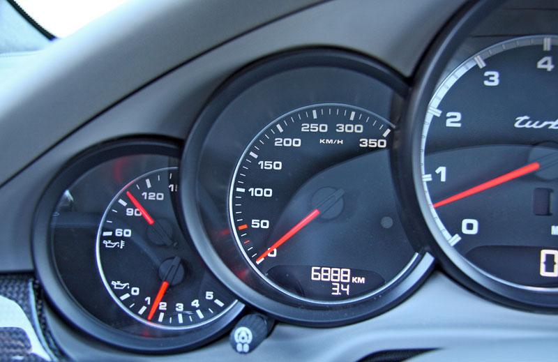 Test: Porsche Panamera Turbo: Ať tě provází síla: - fotka 5