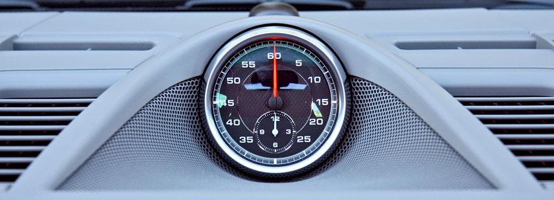 Test: Porsche Panamera Turbo: Ať tě provází síla: - fotka 11