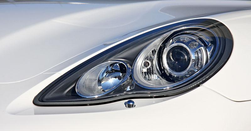 Test: Porsche Panamera Turbo: Ať tě provází síla: - fotka 53