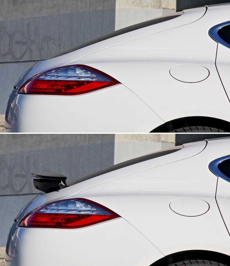 Test: Porsche Panamera Turbo: Ať tě provází síla: - fotka 62
