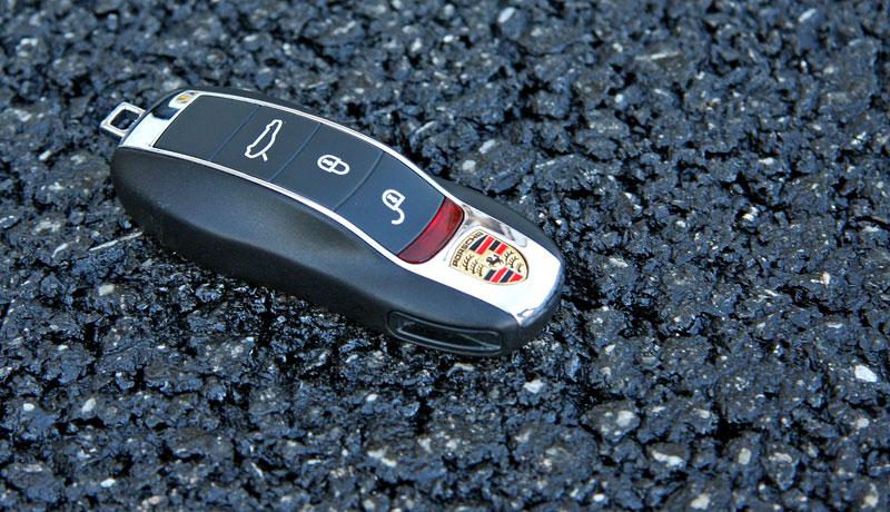 Test: Porsche Panamera Turbo: Ať tě provází síla: - fotka 67