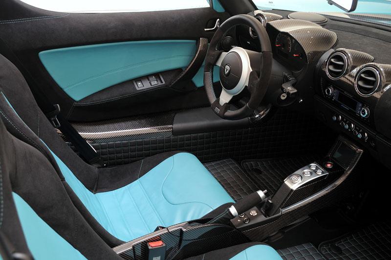 Brabus: nový Green Package pro Teslu Roadster Sport: - fotka 2