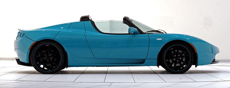 Brabus: nový Green Package pro Teslu Roadster Sport: - fotka 14