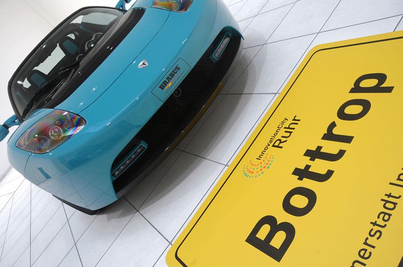 Brabus: nový Green Package pro Teslu Roadster Sport: - fotka 16