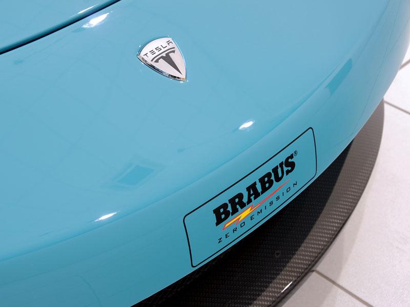 Brabus: nový Green Package pro Teslu Roadster Sport: - fotka 18