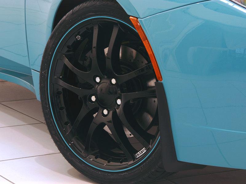 Brabus: nový Green Package pro Teslu Roadster Sport: - fotka 19