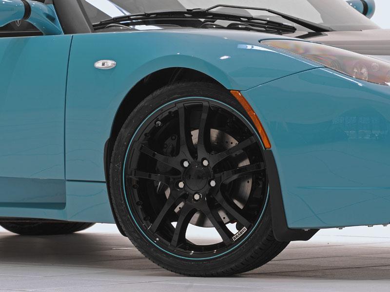 Brabus: nový Green Package pro Teslu Roadster Sport: - fotka 20