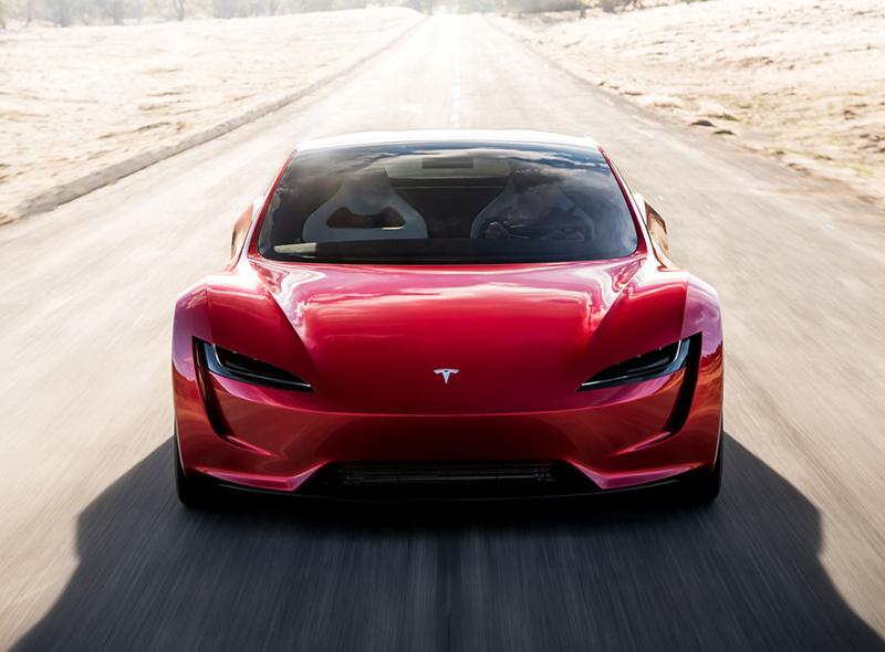 Elon Musk představil další bláznivou vizi. Příští Tesla Roadster se prý bude vznášet: - fotka 2