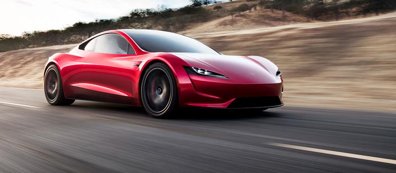 Elon Musk představil další bláznivou vizi. Příští Tesla Roadster se prý bude vznášet: - fotka 5