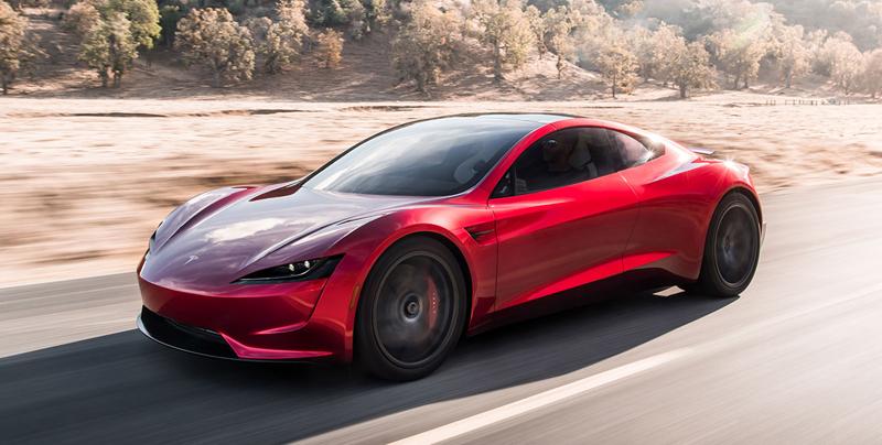 Elon Musk představil další bláznivou vizi. Příští Tesla Roadster se prý bude vznášet: - fotka 9