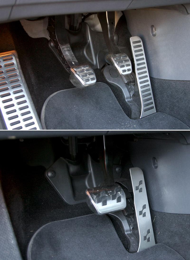 """Test: Golf GT vs. Golf GTI vs. Golf R32 – jsou všechny """"hot""""?: - fotka 7"""
