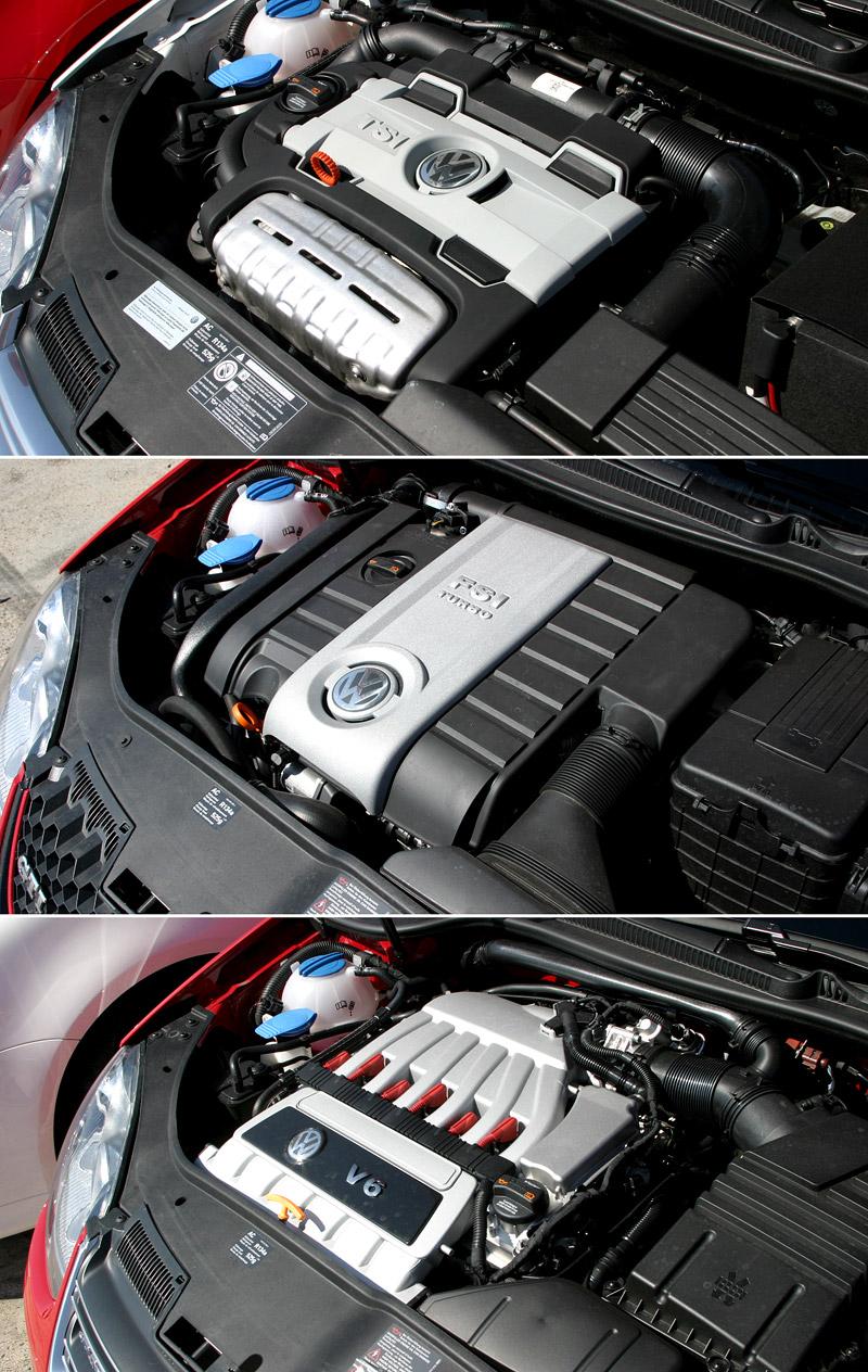 """Test: Golf GT vs. Golf GTI vs. Golf R32 – jsou všechny """"hot""""?: - fotka 30"""