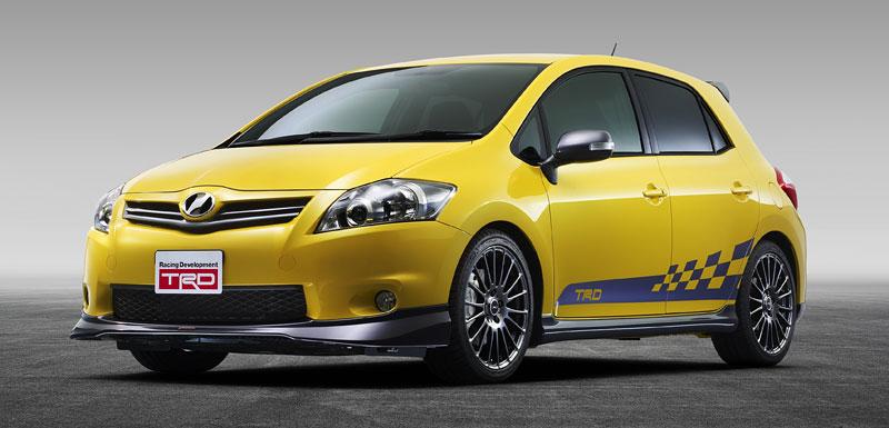 Tokyo Auto Salon 2011: Toyota - japonský bod G: - fotka 3