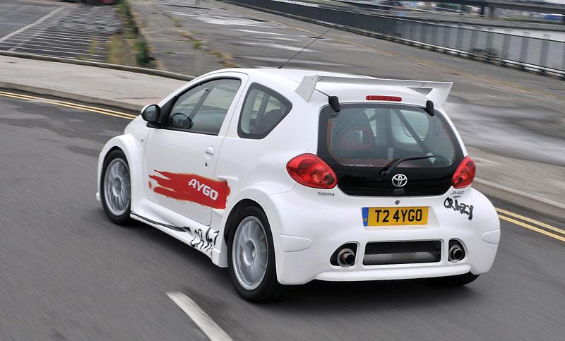 Toyota v Goodwoodu připomene své úspěchy v rallye: - fotka 21