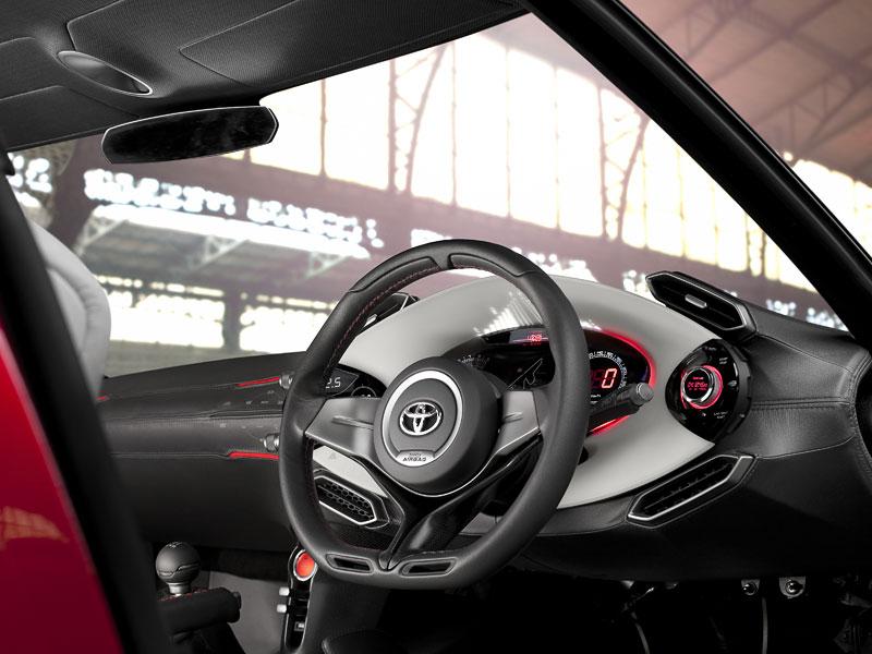 Toyota FT-86: další evoluční stupeň do Ženevy: - fotka 7