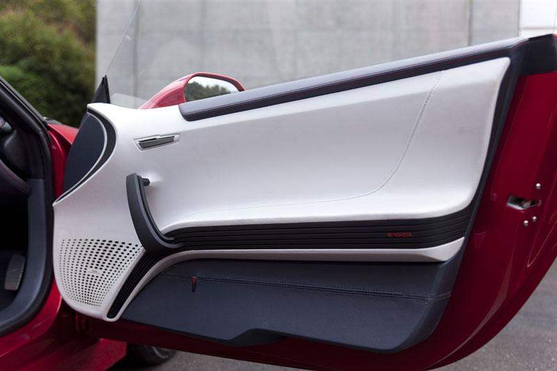 Toyota FT-86: další evoluční stupeň do Ženevy: - fotka 11