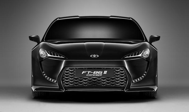Toyota FT-86: potvrzen motor, převodovky a samosvor: - fotka 24